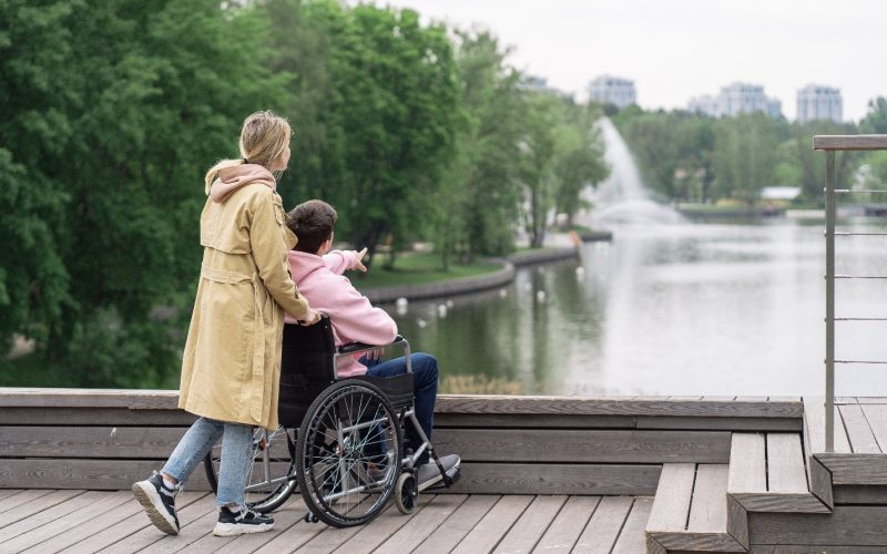 How To Get Wheelchair Insurance